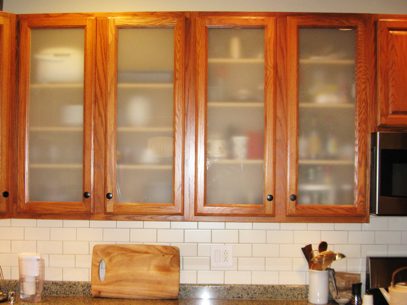 Glass Cabinet Doors Woodsmyths Of Chicago Custom Wood
